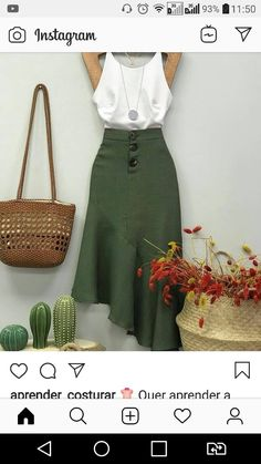 Moda2 Girls Fashion Clothes, Fashion Dresses, Clothes For Women, Long Skirt Outfits, Dress Outfits, Cute Casual Outfits, Casual Wear, Stylish Dresses, Nice Dresses