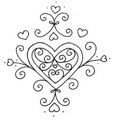 Free embroidery patterns for personal use only. Embroidery Hearts, Embroidery Patterns Free, Embroidery Applique, Cross Stitch Embroidery, Machine Embroidery, Embroidery Designs, My Funny Valentine, Valentines, Ideias Diy