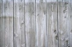 How to Age New Wood Fence Planks with chemicals