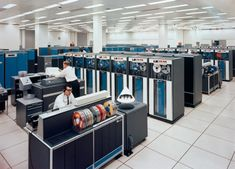 ibm mainframe computers history - Google Search