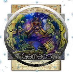 Astrology, Zodiac, Art, Spiritual, Ilustration, Signs, Horoscope, Mandala, mandalas, healing, Planets, Gemini