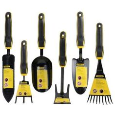 Stanley Gardening Combo 6 Piece Bds7001 At The Home Depot