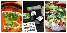 Maiden Mother & Crone  Potsdammer Str. 93 Berlin  Weekdays, Lunch