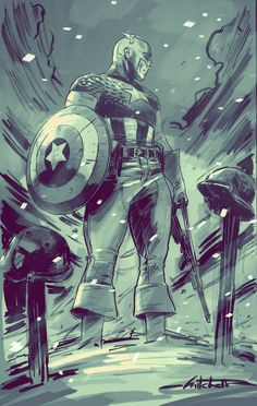 lulubonanza:  Cap on the Western Front by *mbreitweiser