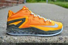 71f2b1a8a18c0 Nike LeBron 11