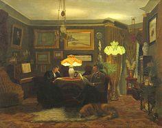 Hansen: Victorian Interior