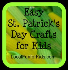 Crafts & Activities for Kids - LocalFunForKids Best Blogs for Local Fun, Easy Recipes, Crafts & Motherhood