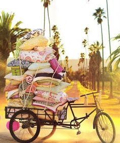 this would so be my bike going to the beach with the kids! LOL
