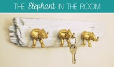 Hooks | Plastic Animals For Your Next DIY Crafts