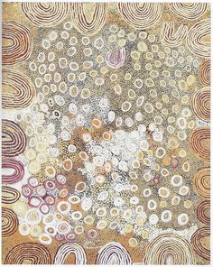 NAATA NUNGURRAYI, born circa 1932, Untitled Work, 2002
