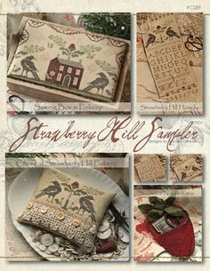 strawberry-hill-sampler-with-thy-needle