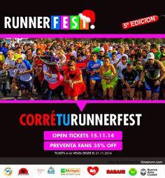 Corre tu Runnerfest