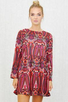Swing Dress, Blouse, Collection, Tops, Dresses, Women, Fashion, Moda, Vestidos