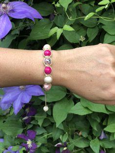 Gemstones shamballa bracelet Delicate, Gemstones, Bracelets, Jewelry, Design, Fashion, Moda, Jewlery, Gems