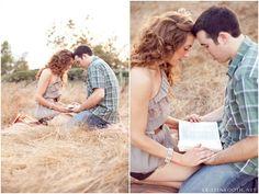 christian-wedding-engagement-photos-bible-reading.jpg (600×450)