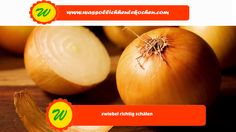 Onion, Vegetables, Food, Step By Step Instructions, Tutorials, Kochen, Food Recipes, Meal, Essen