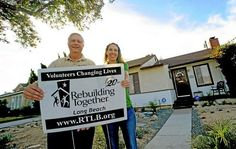 Rebuilding Together Long Beach upgrades homes through goodwill of volunteers