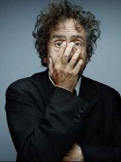 Tim Burton by Denis Rouvre — @Sammicus: Hey, your boy TB....