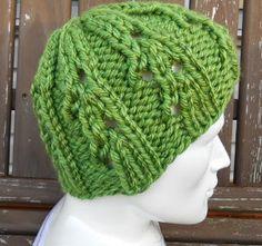 Springtime Vibrant Hat | AllFreeKnitting.com