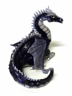 Handcrafted Ceramic Dragon  pottery dragon by AmysMakingMonsters, $125.00