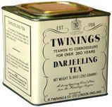Box of Twinings tea