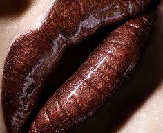 #brown #lips