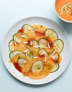 Melon Carpaccio with Lime | Recipe | Limes, Food and Recipe