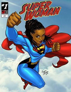The Real Superwoman