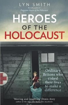 Heroes of the Holocaust: Ordinary Britons Who Risked Their Lives to Make a Difference by Lyn Smith contains a chapter on Sir Nicholas Winton and his part organizing the separate and more difficult transport of 669 children from Czechoslovakia. Books And Tea, I Love Books, Book Club Books, New Books, Good Books, Books To Read, Reading Lists, Book Lists, Holocaust Books