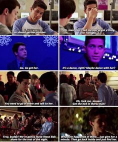 13 Reasons Why | Jeff Was Such A Great Friend