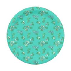 #Blue Bonnet Paper Plates - #birthday #gift #present #giftidea #idea #gifts