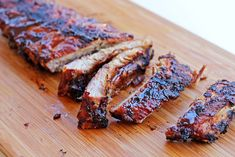 Spare Ribs, Yams, Barbecue, Banana Bread, Steak, Recipies, Deserts, Pork, Food And Drink