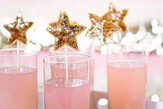 love lemonade. star sippers
