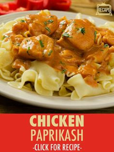 This authentic chicken paprikash dish from Chef Michael Symon is inexpensive to make. You can make homemade spaetzle or use noodles instead! http://www.recapo.com/the-chew/the-chew-recipes/the-chew-michael-symon-chicken-paprikash-recipe-with-spaetzle/