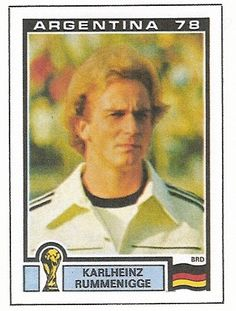 KARLHEINZ RUMMENIGGE West Germany (1978)
