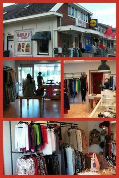 Vanochtend een leuk gesprek gehad bij Marijke mode & meer. Marijke mode & meer zit aan de Hoofdstraat 41A te Westerbork en heeft dames-en herenkleding en hele leuke accessoires. http://koopplein.nl/middendrenthe/kleding-en-mode