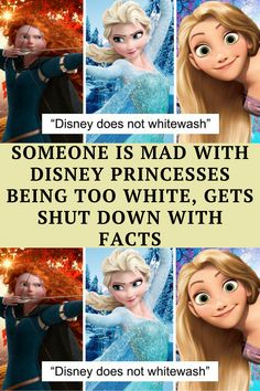 """Life influences art and Walt Disney's racism was no exception – just look up the since-banned Disney film """"Song of The South."""" But despite their creator, the company has steadily tried to become more progressive, especially with their newer more diverse and feminist Disney Princesses – but not everyone is satisfied."""