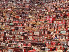 Larung Gar (Sertar) is amazing place, with few tourists and a lot of traditional culture, get of the tourist trail and experince this place.