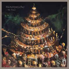 Motorpsycho: The tower. Lp (Stickman 2017) Norway