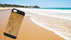 wood iphone 5s case