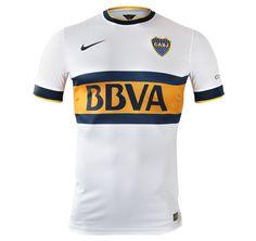 Camisa Boca Juniors 2014-2015 Nike