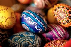 Ask Baba to read and decorate theses for New Year. Persian New Year eggs