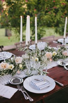 #tablescapes  Photography: Matteo Crescentini  - www.matteocrescentini.it/  Read More: http://www.stylemepretty.com/destination-weddings/2014/12/11/rustic-tuscan-fall-wedding/