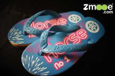 Made in Thailand, Printed Rubber Slippers Horse No. 1  #zmooe #zmooecom #horseno1 #rubberslippers #menslippers #men #fashio #slippers #printedslippers #wholesalechappals #slipperswholesalers #wholesalers