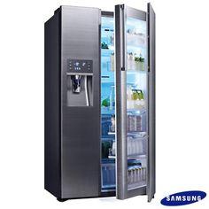 Imagem para Refrigerador Food Showcase de 3 Portas Frost Free Samsung com 765 Litros Inox - RH77H90507H a partir de Fast Shop