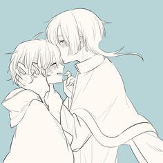Akatsuki no Yona ♥ (Yona of the Dawn) ♡ Yona x Kija