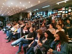 """Το βιβλίο «Μαθησιακές δυσκολίες – δυσλεξία. Οδηγός για γονείς» παρουσιάστηκε στον Πολυχώρο Μαλλιάρης Παιδεία """"Ανατόλια"""" - Πολιτισμικά Θεσσαλονίκης"""