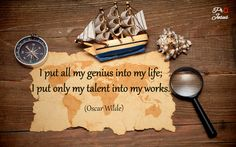 Quote of the Day: Oscar Wilde