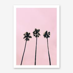 Cali Vibe Print By Nicole Moore - Fy