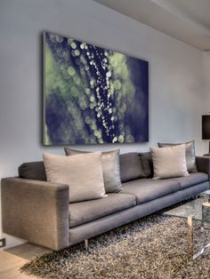 Droplets (Acrylic) by Marmont Hill at Gilt